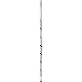 Edelrid Performance Static Rope 9,0mm x 200m, biały/czarny